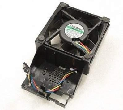 Dell Optiplex 745 755 760 Case Fan HU540 0HU540 Forcecon DF803812MDOT