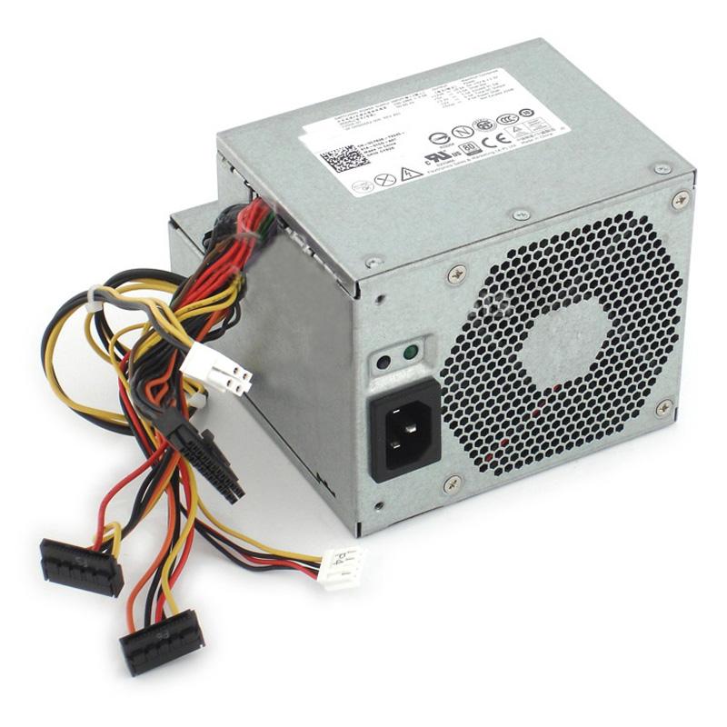 Dell Optiplex 760 780 960 Desktop Power Supply PSU F255E-01 CY826