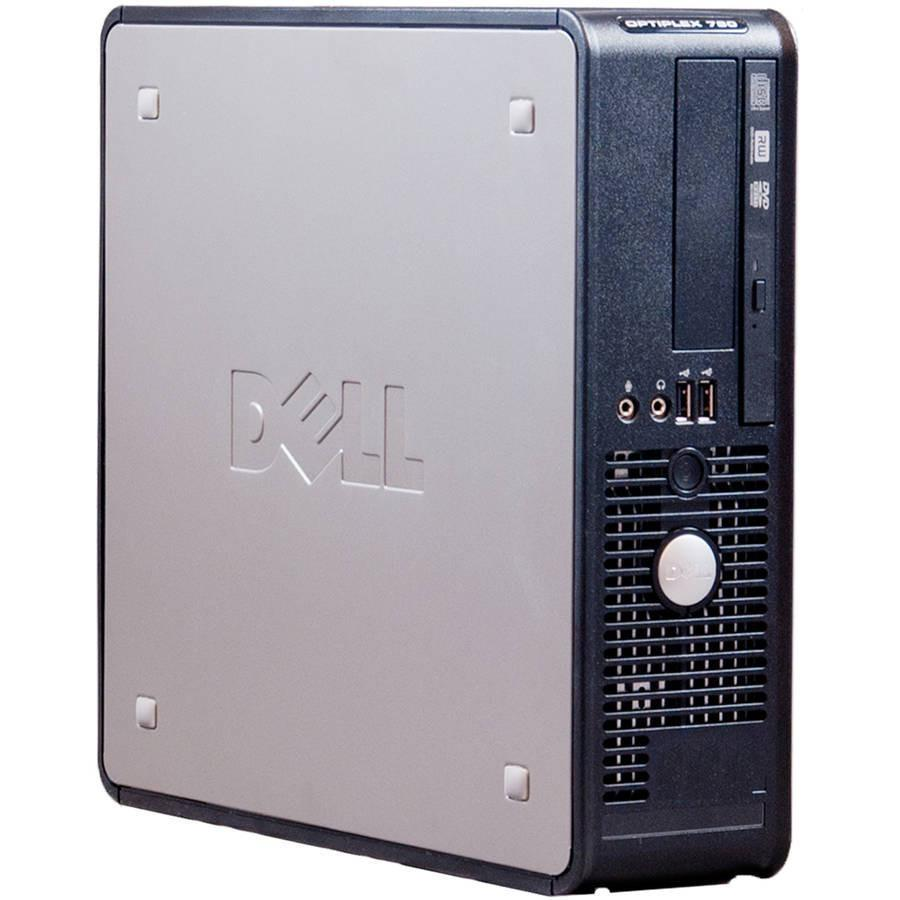 "DELL OPTIPLEX 780 C2D 3.0GHZ+WINDOWS 7+17"" LCD"