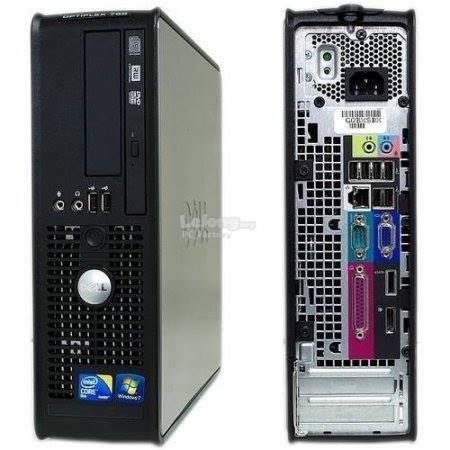 DELL OPTIPLEX 780 C2D CPU for Office & Home