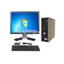 Dell Optiplex 780 PC Full Set
