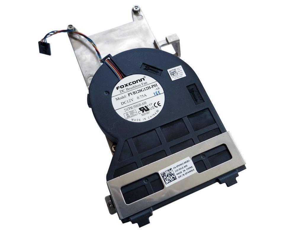 Dell OptiPlex 790/990 390 SFF CPU Fan Dell J50GH/ 0J50GH PVB120G12H-P0