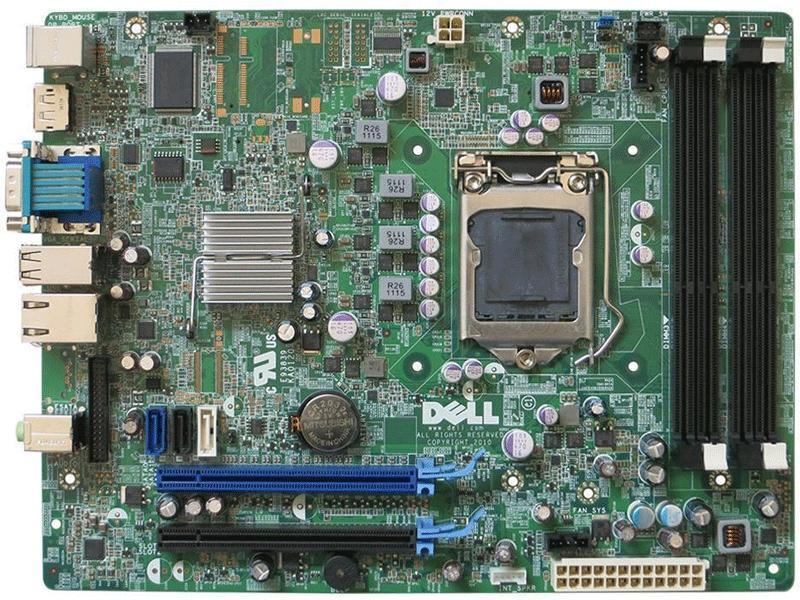 Dell Optiplex 790 SFF Intel 1155s Motherboard Replacement D28YY 0D28YY