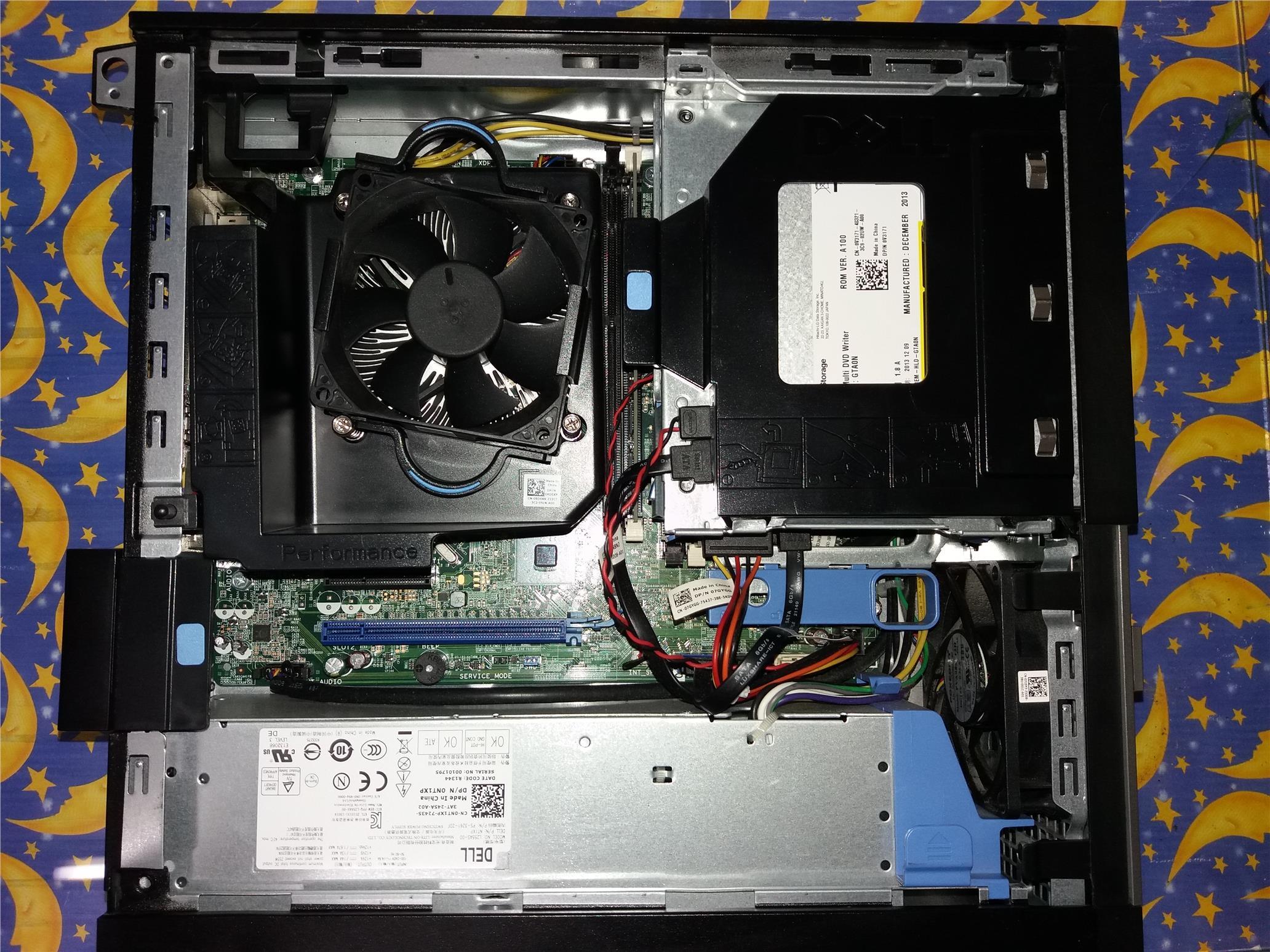 Refurb 279 20 Dell Optiplex 9020sff I5 4570 8gb Ram