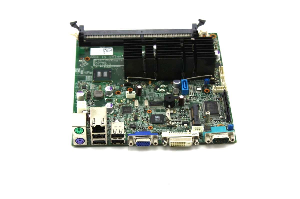 Dell Optiplex Fx160 1.6ghz Intel Atom CPU USFF Motherboard H7TGR