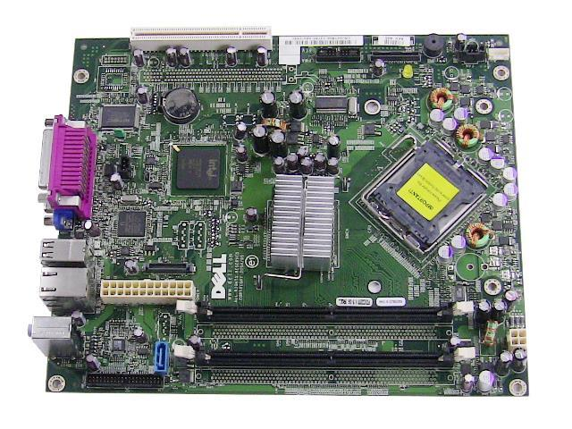 Dell Optiplex GX520 DT Intel 775 Motherboard Replacement XG312 0XG312