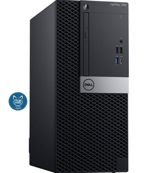 NEW DELL OPTIPLEX MINI TOWER 7070 i7-9700/8GB/1TB-3YW