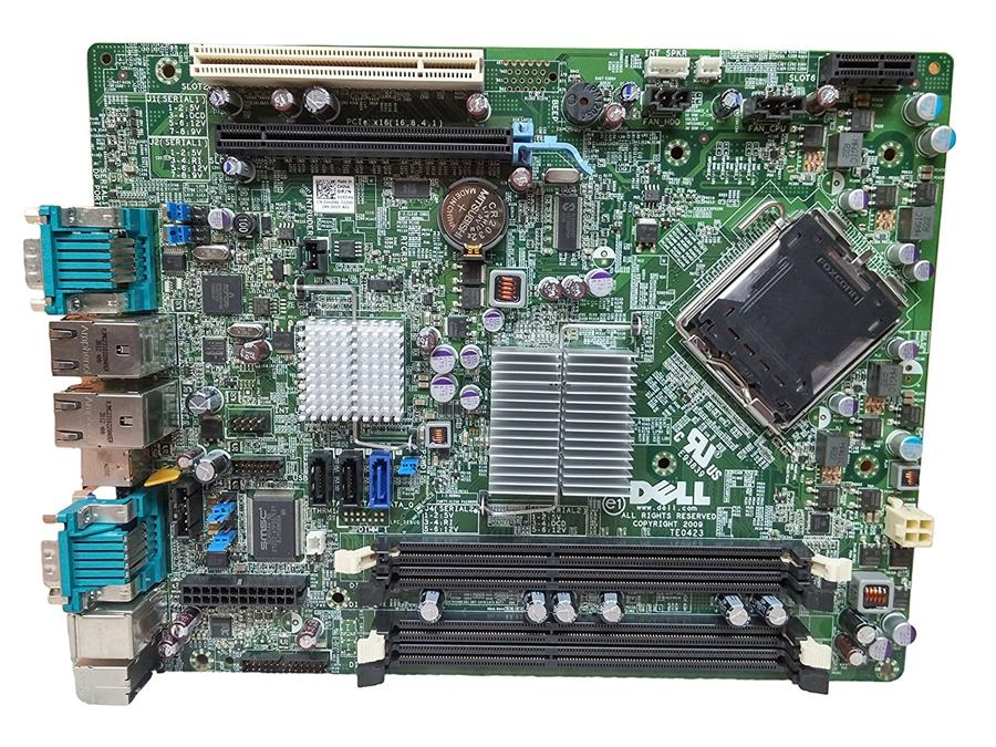 Dell Optiplex XE SFF Intel Desktop Motherboard s775 DDR3 TE0423