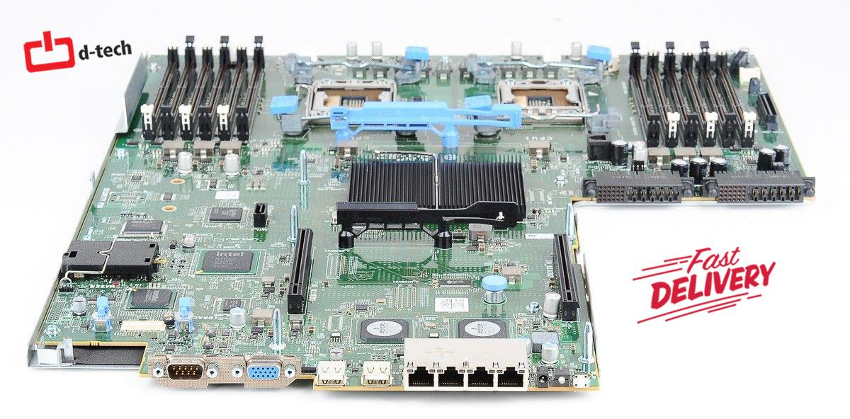 DELL PE R610 SYSTEMBOARD XDN97 0XDN97 K399H 0K399H J352H 0J352H
