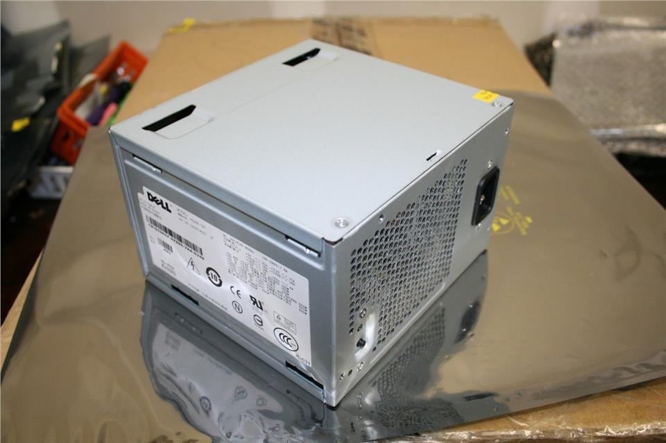 NEW~DELL POWER SUPPLY 525W T3400 390 380 M331J YN637 YY922 H525E-00 N5