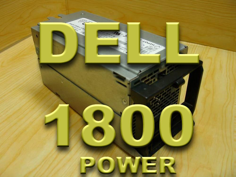 DELL POWEREDGE 1800 POWER SUPPLY
