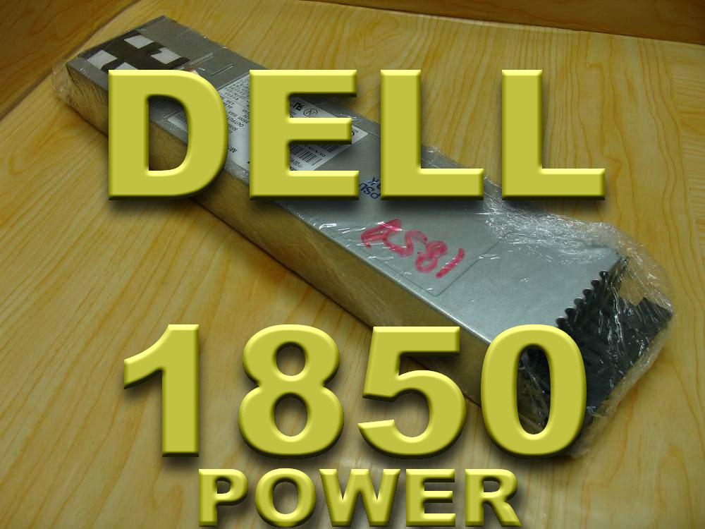 DELL POWEREDGE 1850 POWER SUPPLY