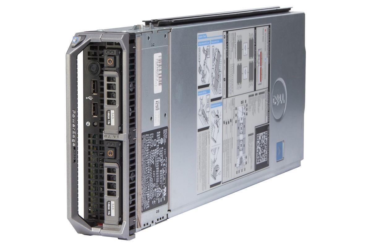 Dell PowerEdge M620 Blade Server Dual Intel E5-2650 V2 2.6Gz 192GB RAM