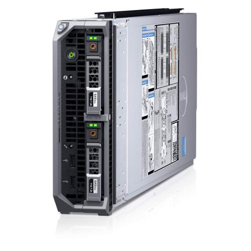 Dell PowerEdge M630 Blade Server Dual Intel E5-2640 V3 2.6Gz 192GB RAM