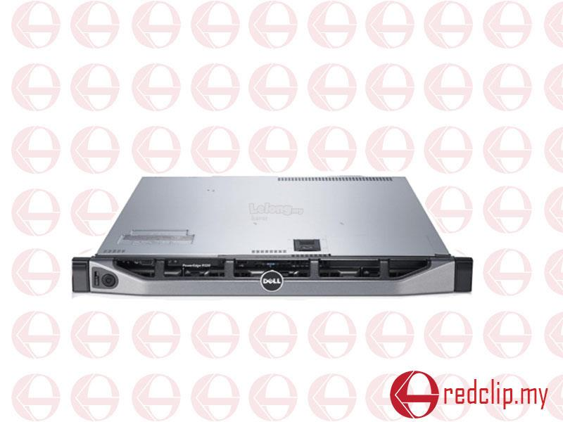 Dell PowerEdge R230 Server (E3-1225v5 4GB 1TB)(210-AEXB-1225-HW)