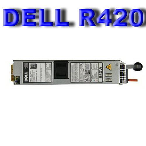 DELL POWEREDGE R420,R320 REDUNDANT POWER 550W (NEW)