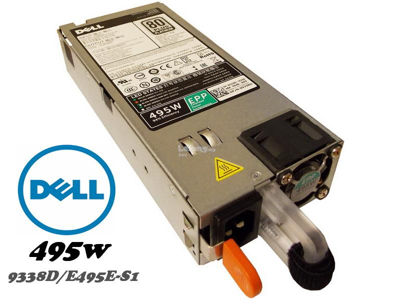 Dell PowerEdge R530,R630,R730,R730XD,T430,T630 PSU 9338D/E495E-S1