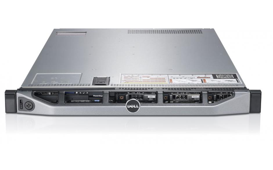 Dell PowerEdge R620 Dual Xeon E5-2650 2.5Ghz 144GB RAM 2x300GB HDD