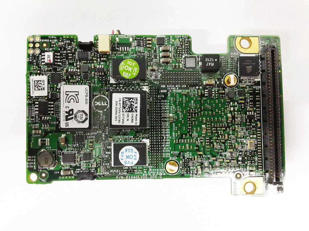 DELL POWEREDGE R620/R720 PERC H710P RAID MINI CONTROLLER