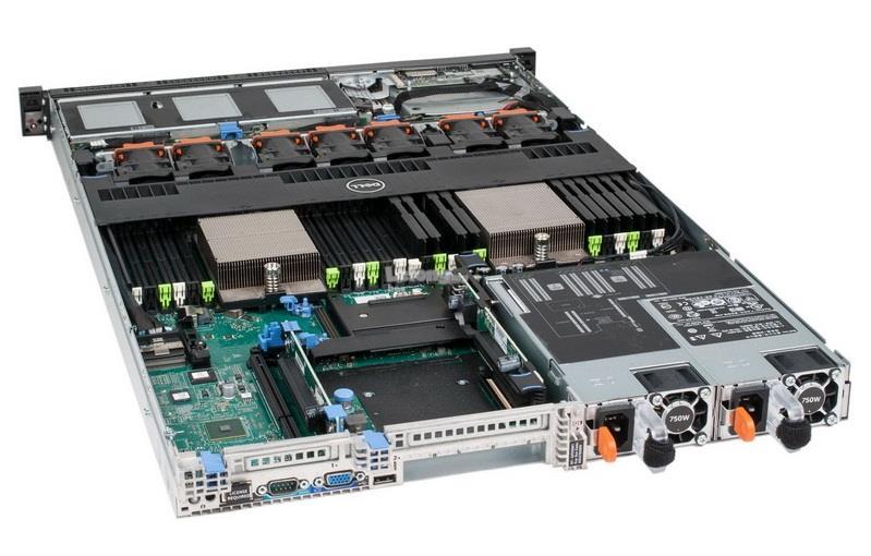 Dell PowerEdge R620 Server E5-2620,12 Core,Perc H310,8 Bay