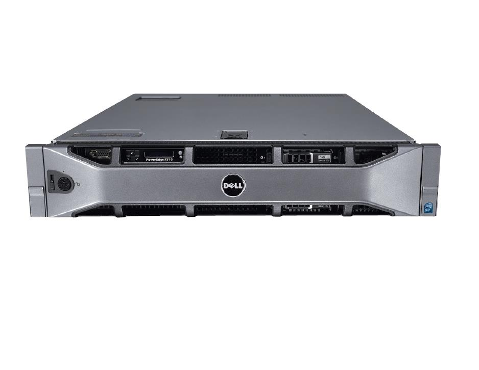 Dell PowerEdge R710 Xeon X5650 6Core 2.66Ghz 192GB RAM 6x 300GB HDD