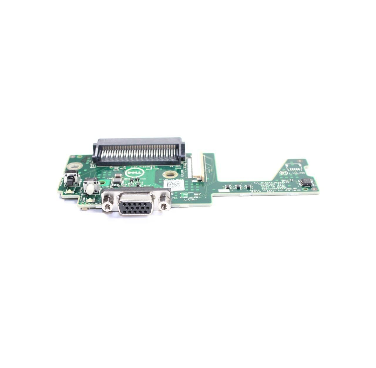 Dell PowerEdge R720 Front Control Panel Board 0X1H10 09V3WV