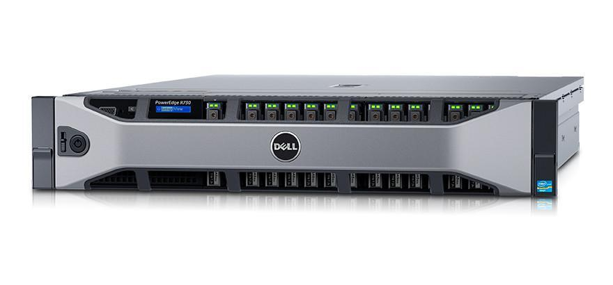 DELL PowerEdge R730 E5-2620v4 (8core) DEL-210-ACXU-2620v4