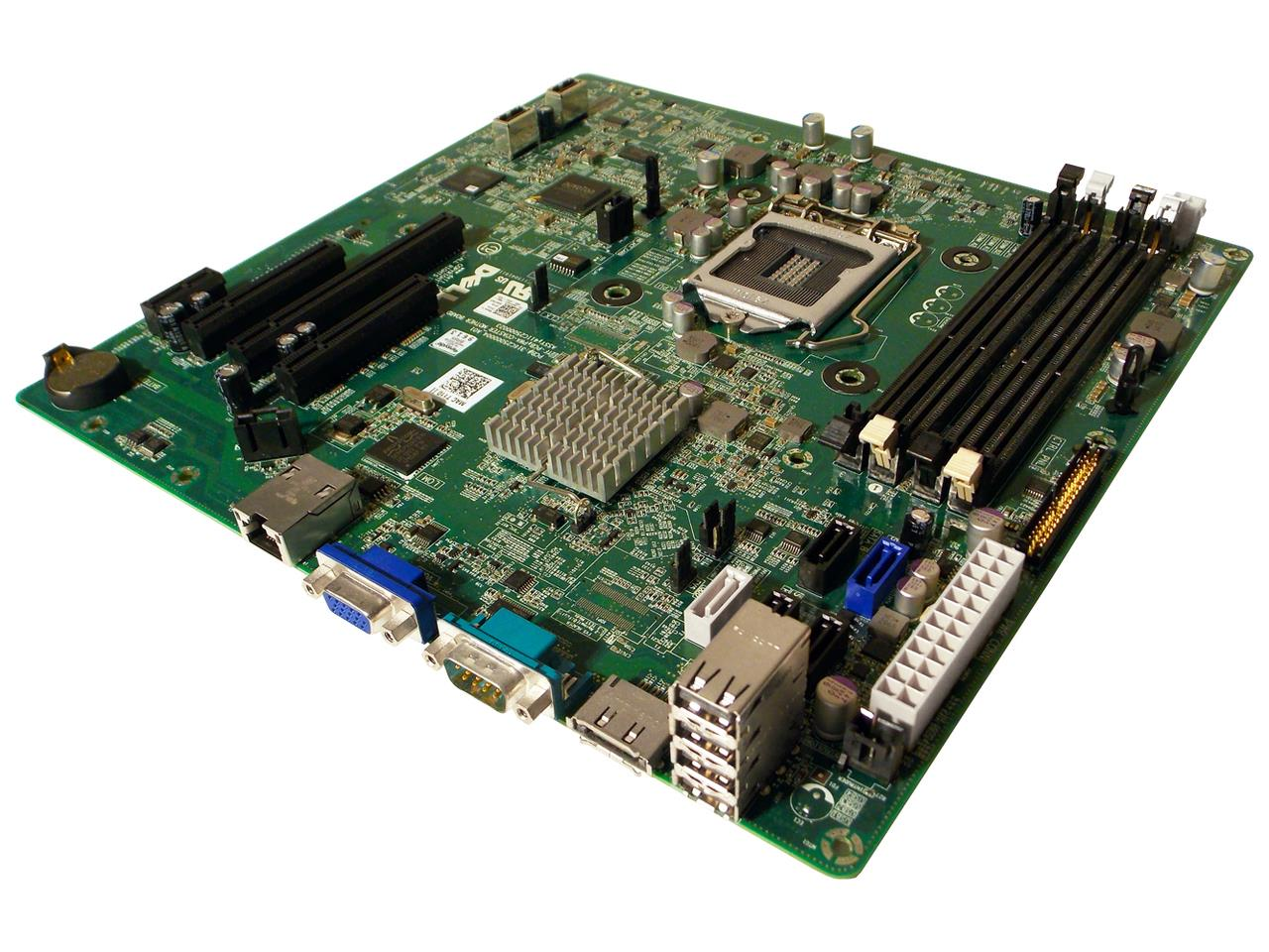 Dell POWEREDGE T110 II Motherboard Server Board LGA 1155 Ddr3 - PM2CW