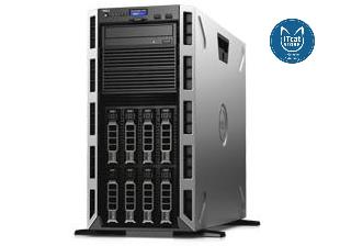 NEW DELL POWEREDGE T140 TOWER SERVER/INTEL XEON-2124/8GB/1TB-3YW