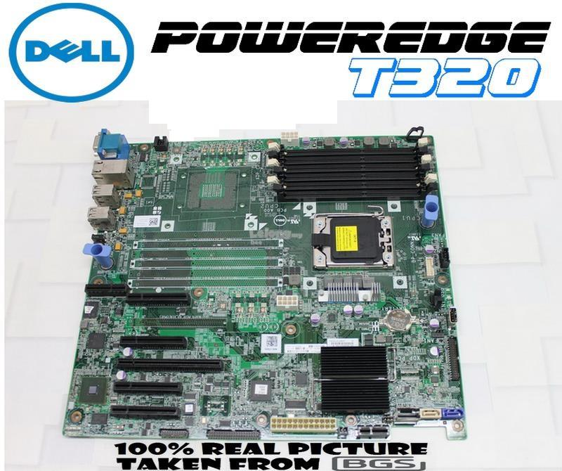 Dell PowerEdge T320 MotherBoard LGA1356/ System Board (07C9XP)