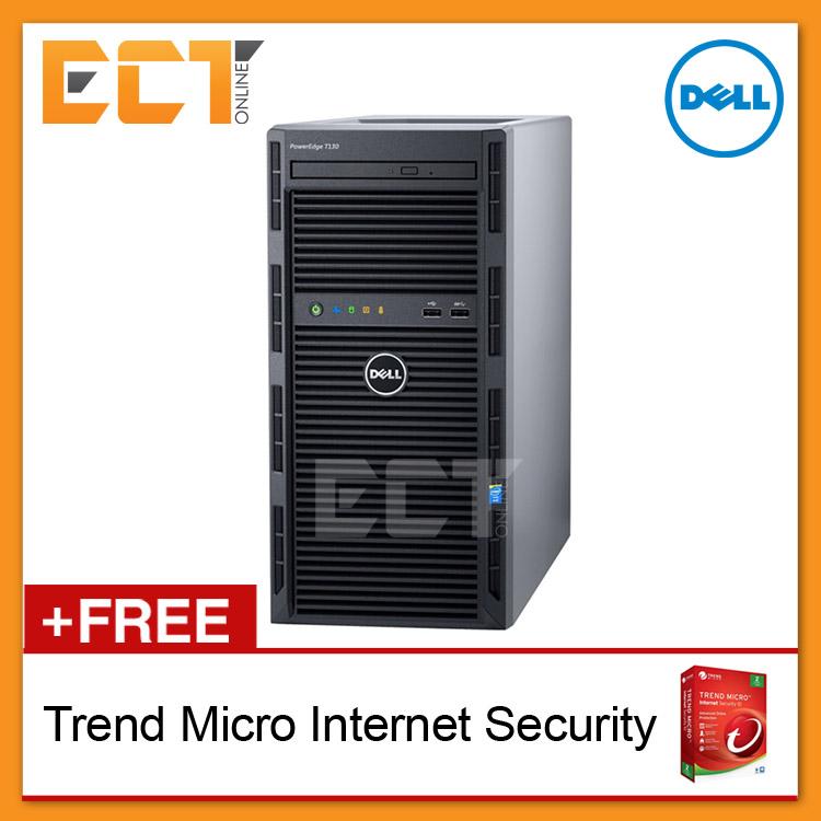 Dell PowerEdge T440 Tower Server (Xeon 4110,2TB,8GB,3 Years Warranty)