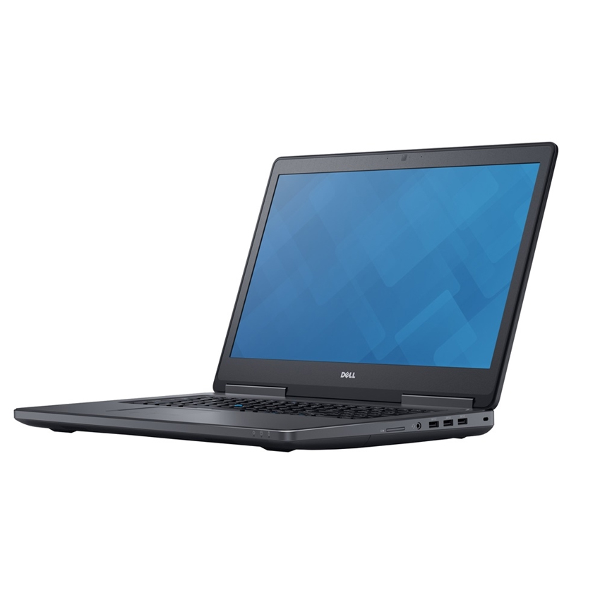 Dell Precision 7520 Workstation (i7-7820HQ 3 90Ghz,1TB+256GB SSD,16GB,