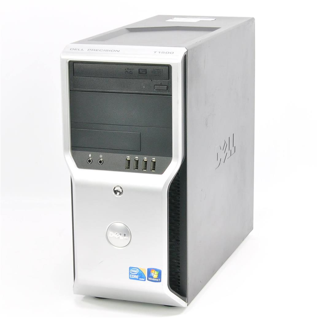 Dell Precision T1500 Tower Workstation Desktop PC Computer