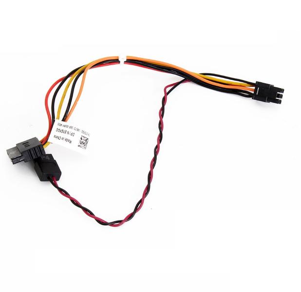 Dell Precision T1700 Optiplex 7020 9020 SFF 6-Pin HDD ODD Power Adapte