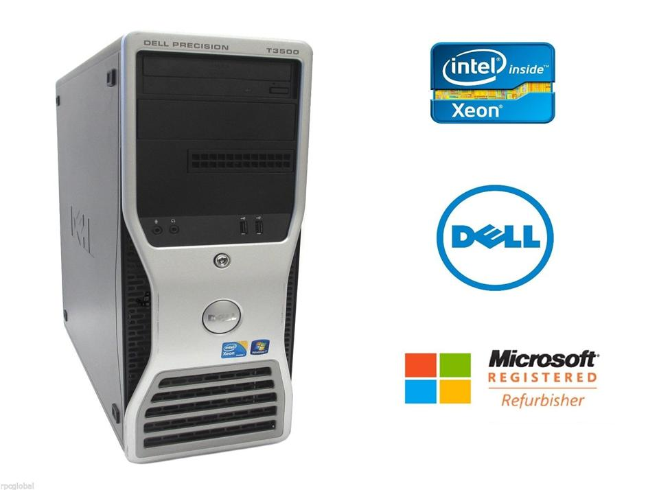 Dell Precision T3500 Driver for PC
