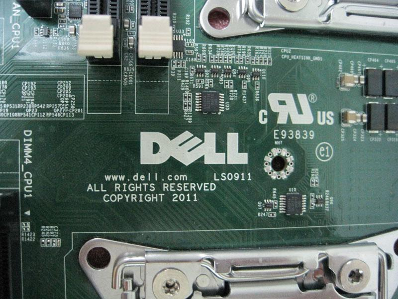Dell Precision T5600 Workstation Motherboard s2011 DDR3 GN6JF 0GN6JF