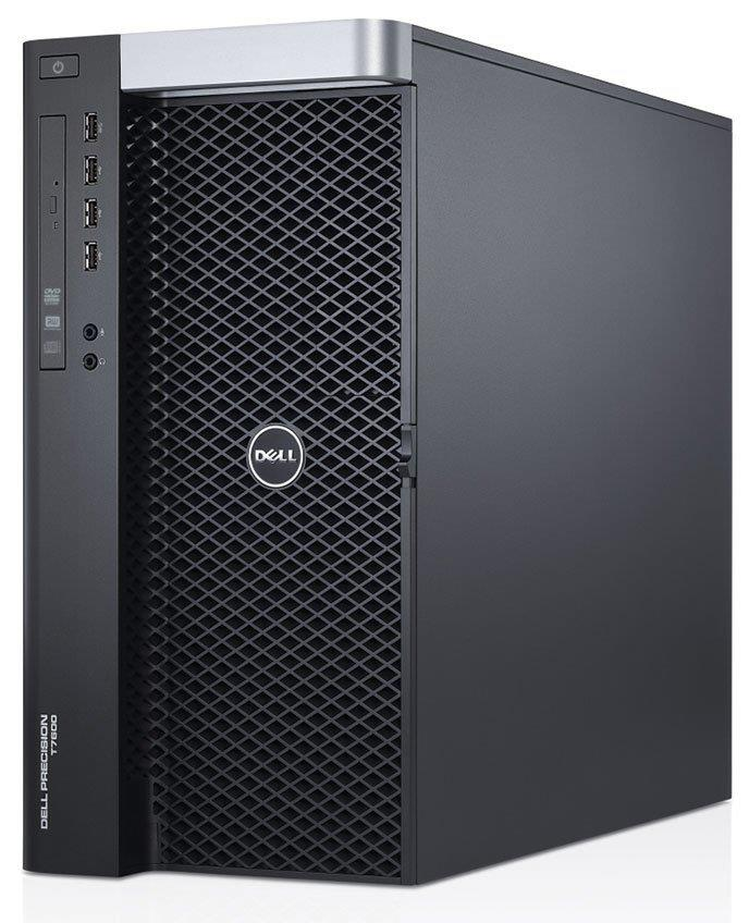 Dell Precision T7600 Workstation Dual Xeon/16GBx8/1TBx2/Quadro6000 6GB
