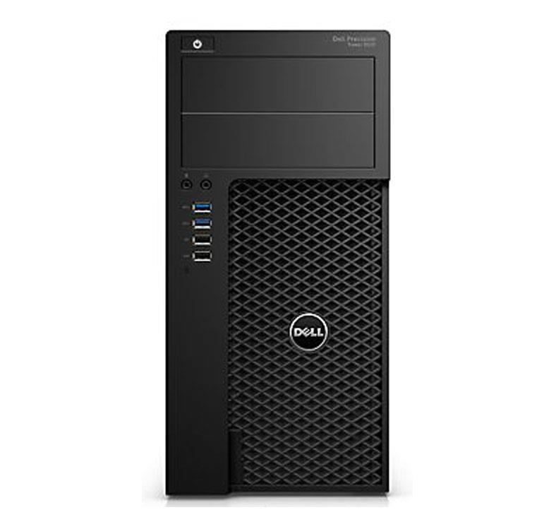 Dell Precision Tower 3620(I7, 8GB, 1TB)MT(i7708G1T2G-W107)WorkStation