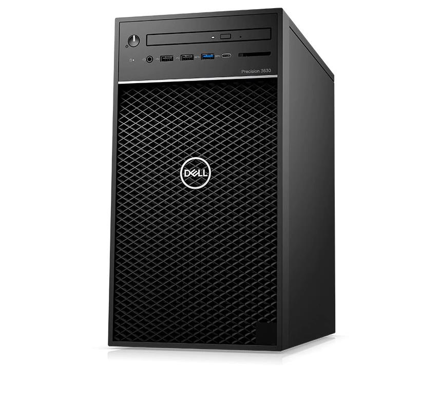 Dell Precision Tower 3630 Workstation (i7-8700.16GB.1TB) 2G