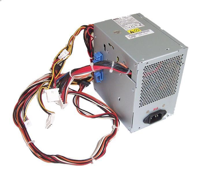 Dell Precision Workstation T3400 MT 375W Power Supply PSU WM283 K8956