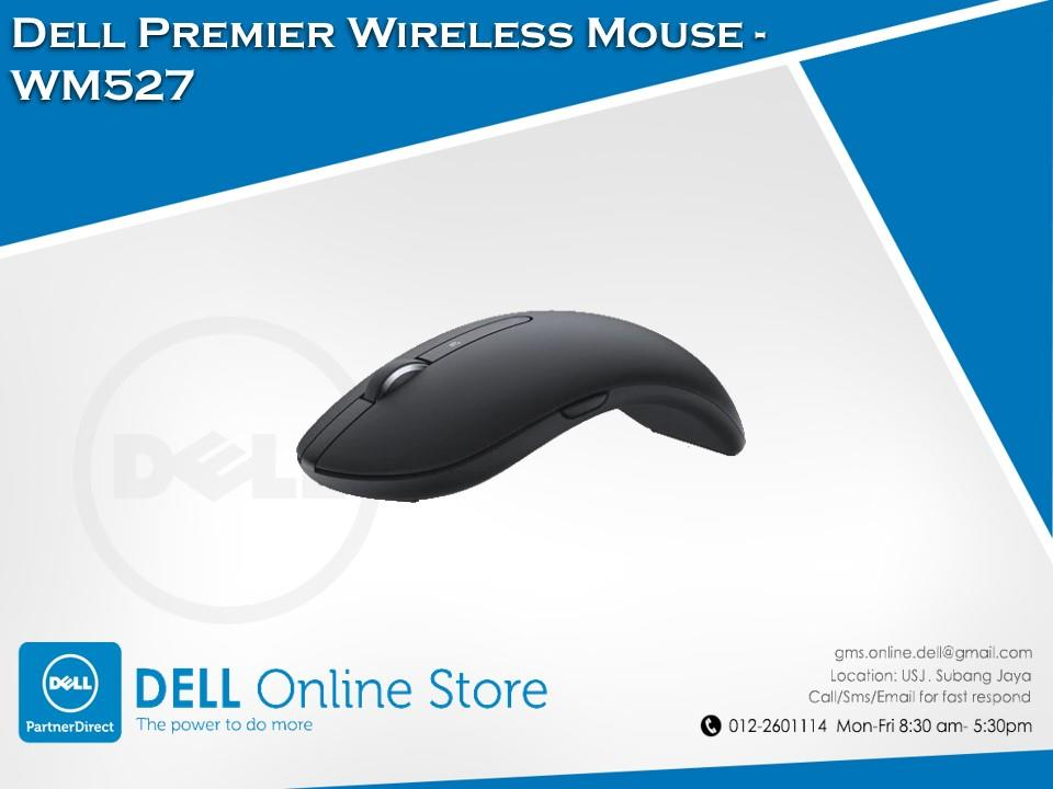 Dell Premier Wireless Mouse - WM527