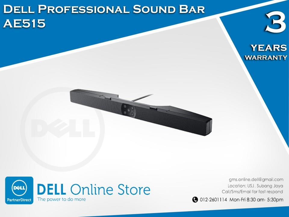 Dell Professional Sound Bar AE515