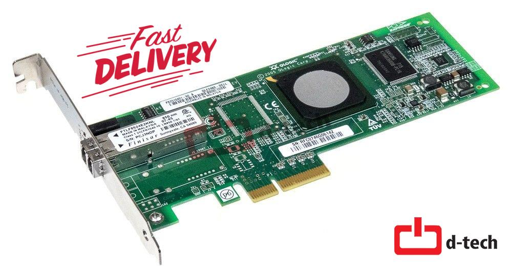 Dell 0DC774 4GB Single Port Fibre PCI-E QLE2460