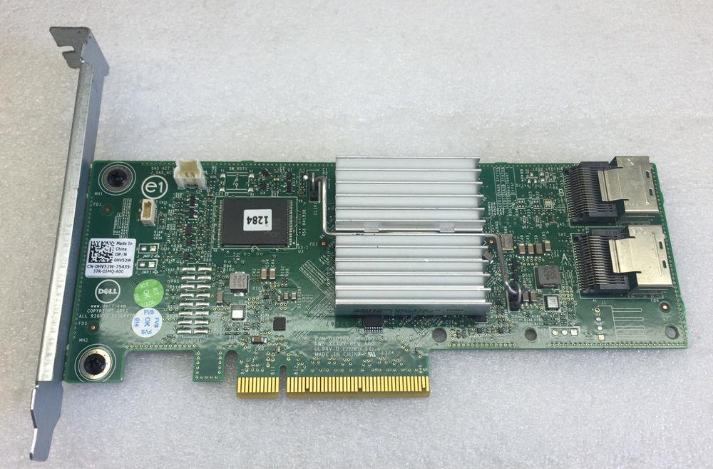 Dell R1DNH PERC H310 6GB/s Low Profile SAS RAID Controller
