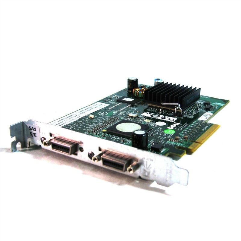 Dell SAS 5/E 8-Port PCIe X8 HBA Contr (end 9/7/2020 8:14 AM