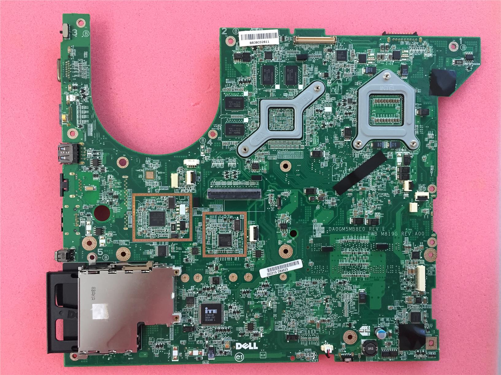 Dell Studio 1735 1737 Laptop System Motherboard M826G 0M826G