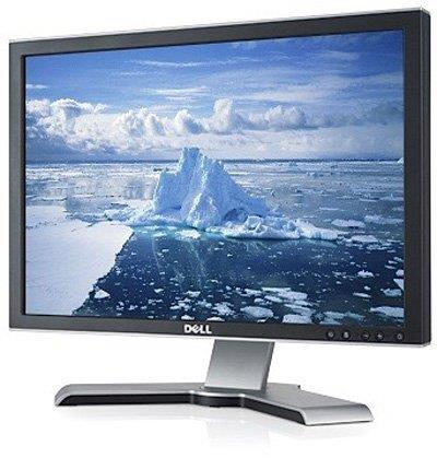 Dell UltraSharp 20' 2009Wt 20 inch Widescreen Dektop PC LCD Monitor