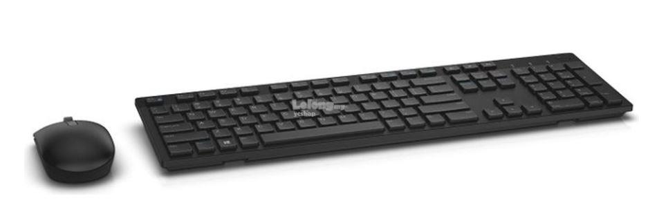 Dell USB Wireless Keyboard and Mouse (KM636)
