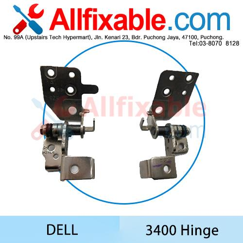 Dell Vostro 3400 Laptop Notebook Hinge Hinges Bracket Puchong