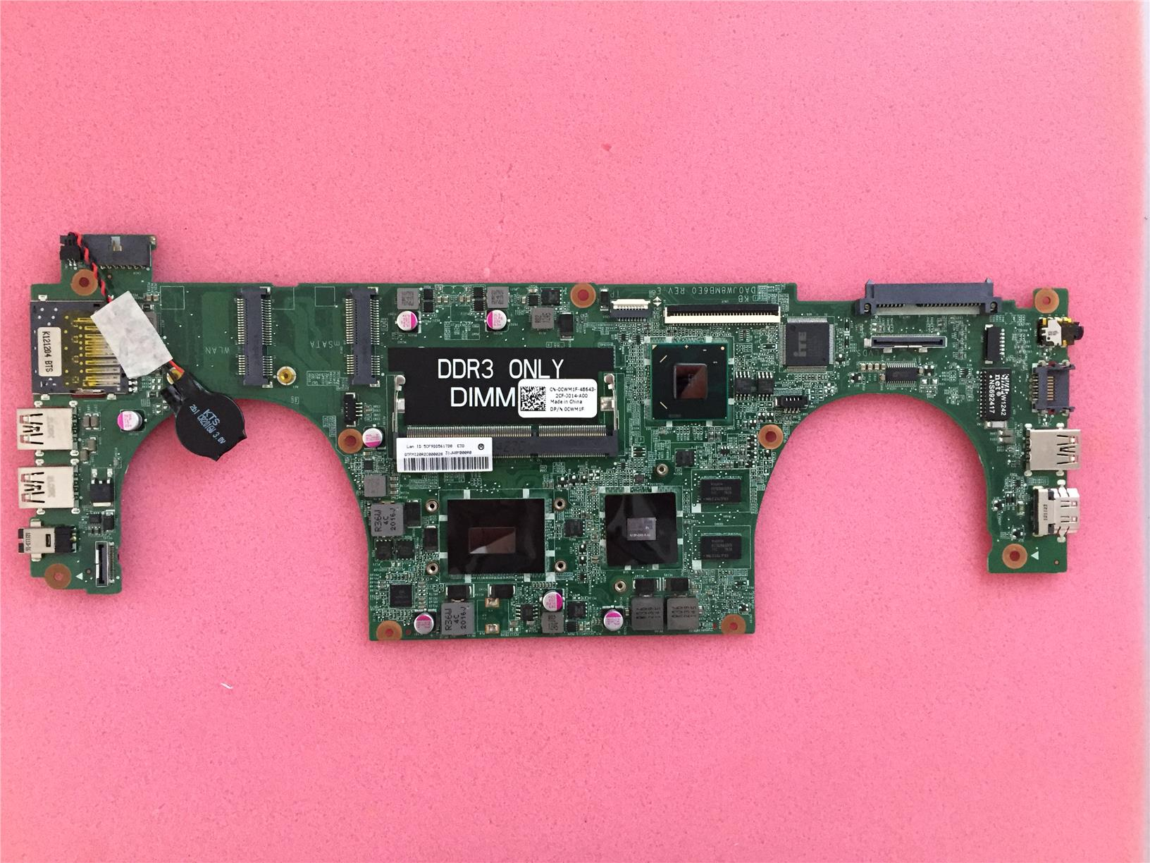 NEW Dell Vostro 5460 Laptop System Board Motherboard CWM1F 0CWM1F